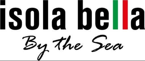 Isola Bella By the sea logo